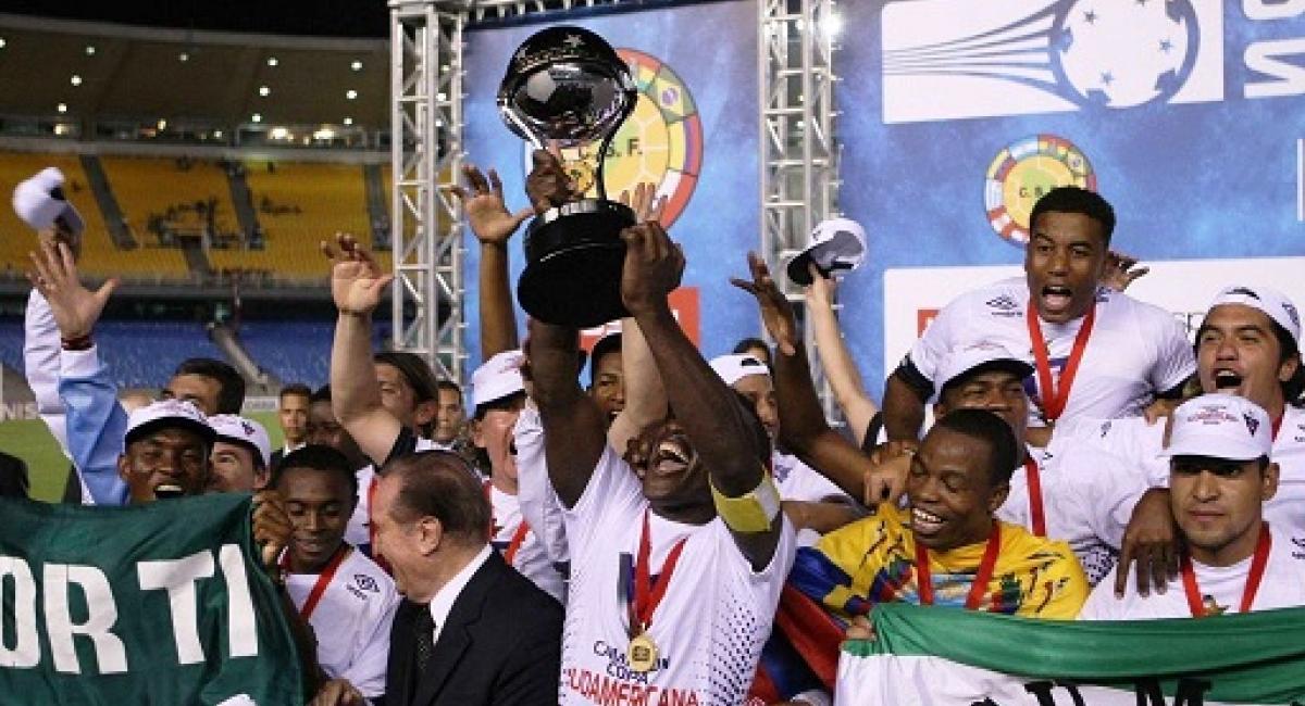 """Fútbol Sudamérica Copa Sudamericana CONMEBOL tendría la intención de crear la """"Súper copa Sudamericana""""   Tera Deportes"""