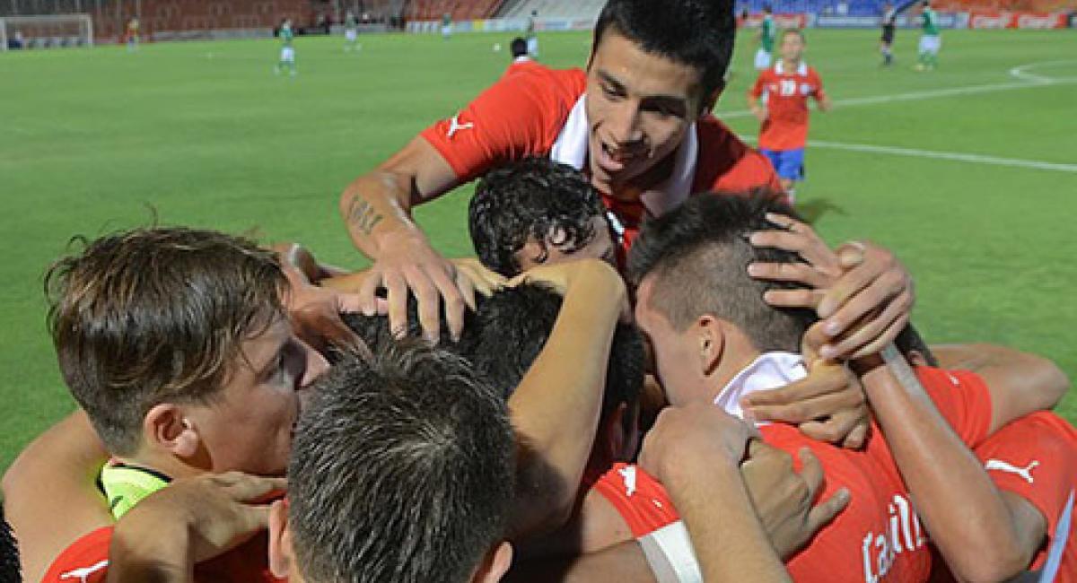 Clasificados Al Mundial Sub 20: Fútbol Mundial FIFA Mundial Sub 20: Chile Y Uruguay Son