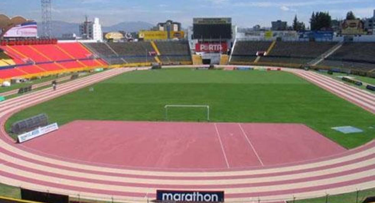 Resultado de imagen de Estadio Olimpico Atahualpa