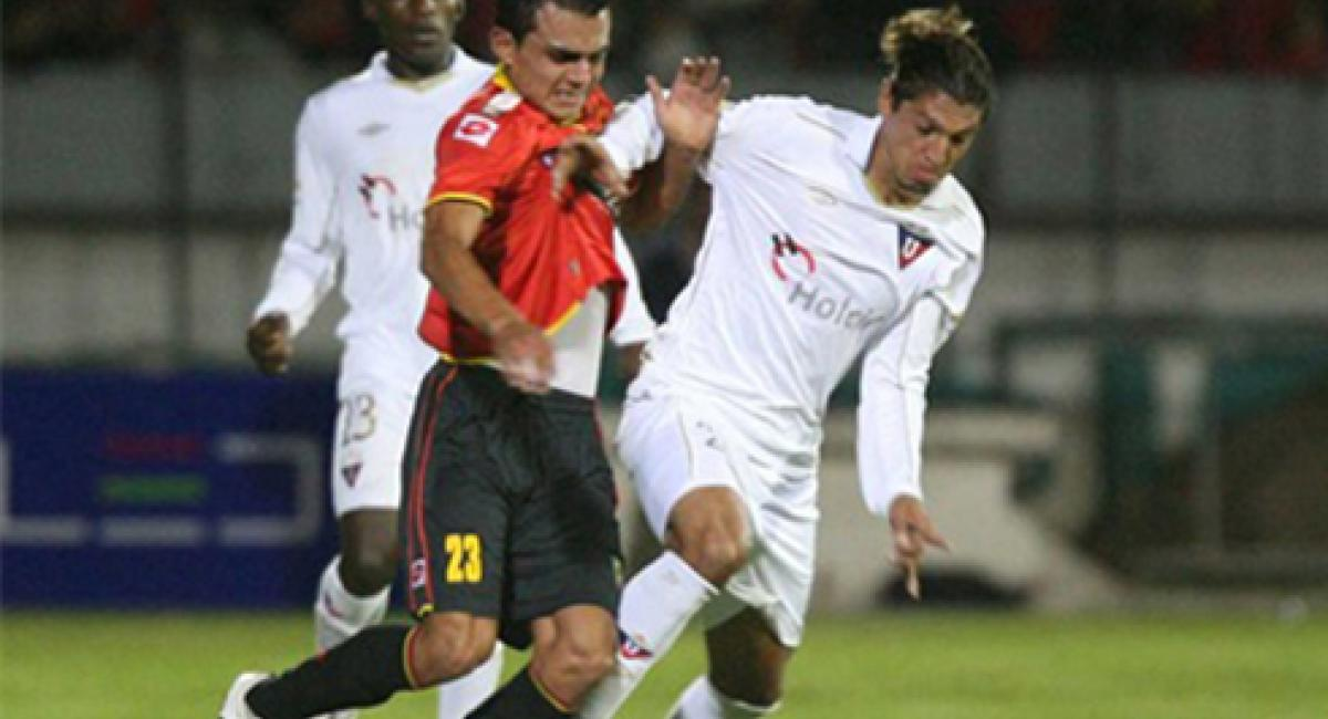 Futbol Ecuador Serie A Liga De Quito A La Caza De Los Punteros Previa Tera Deportes
