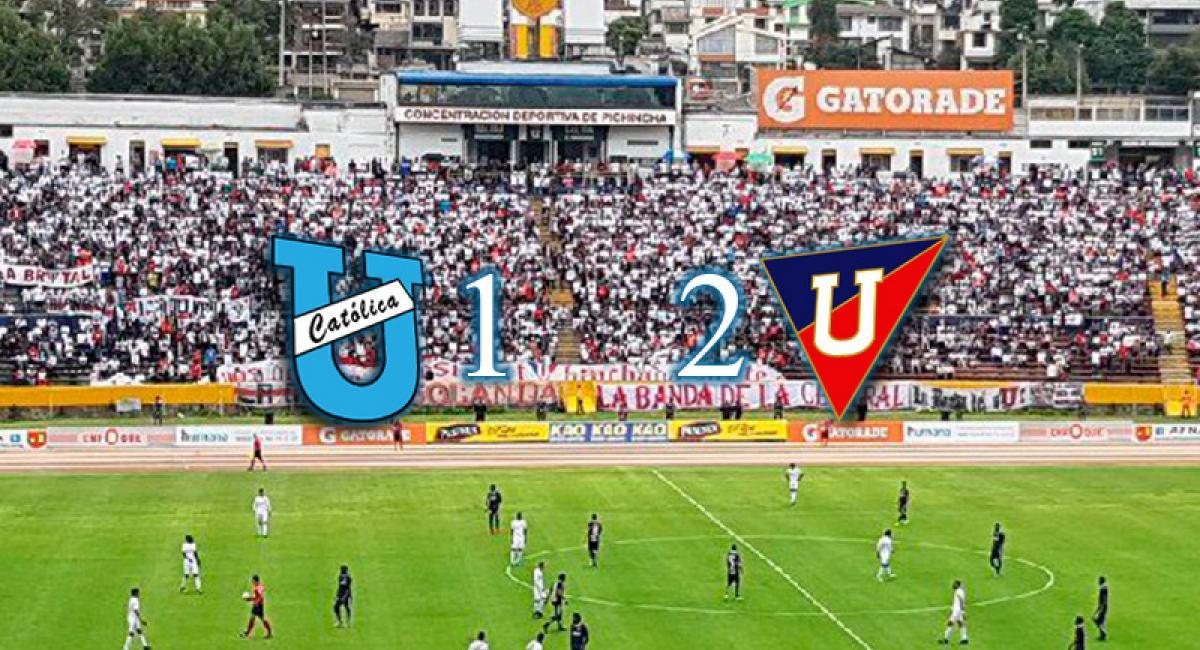 Liga suma segunda victoria y escala posiciones en el campeonato ecuatoriano