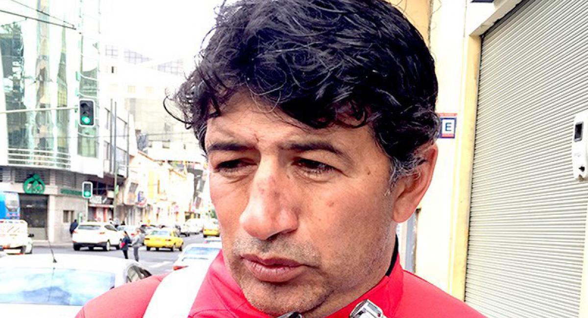 Patricio hurtado entrenador de t cnico universitario for Exterior tecnico universitario 2018