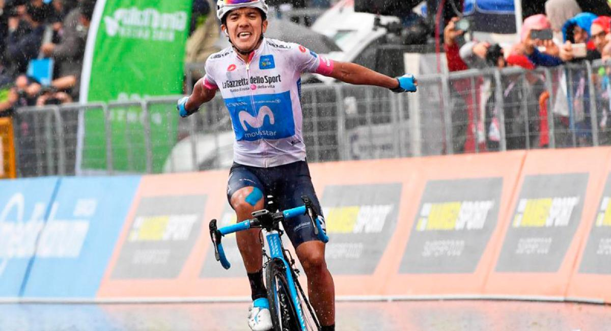 Bennett sorprende a Viviani y se lleva la séptima etapa del Giro