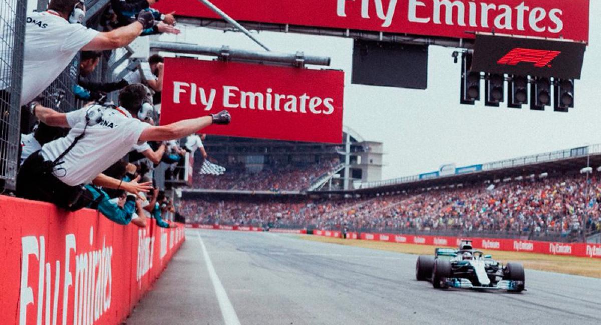 Hamilton gana en Alemania y retoma el liderato en F1