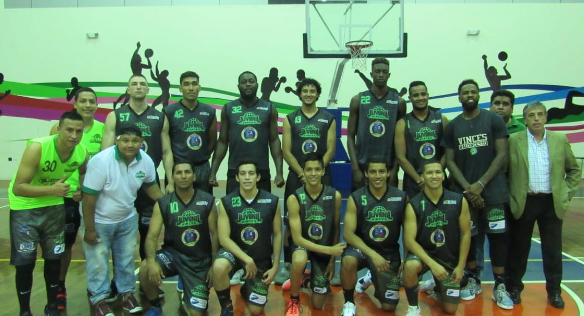 Deportes Baloncesto Liga Nacional Vinces Esta De Fiesta Juvenil Es
