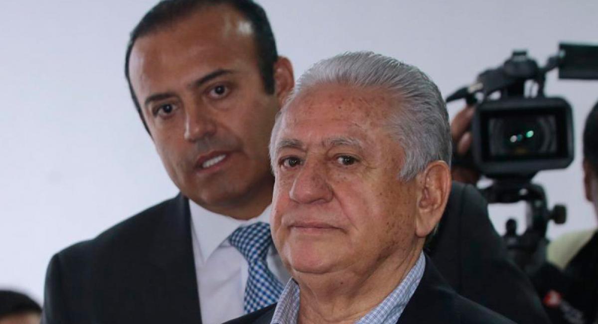 Luis Chiriboga terminará su sentencia en prisión