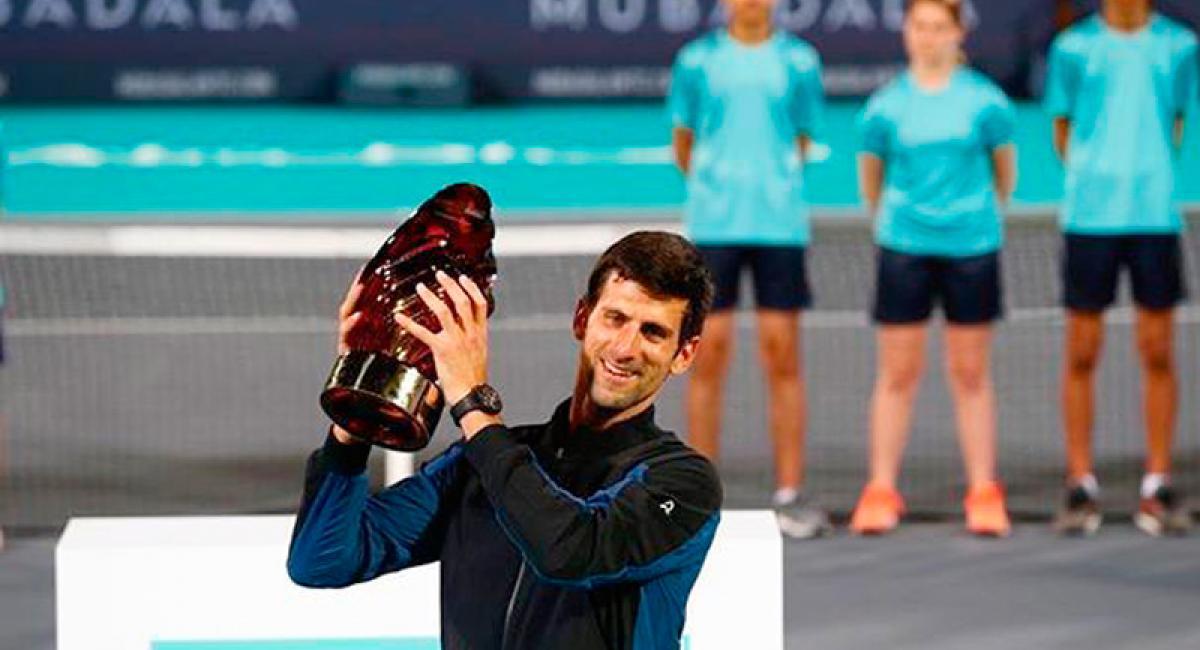 Deportes: El rival de Djokovic