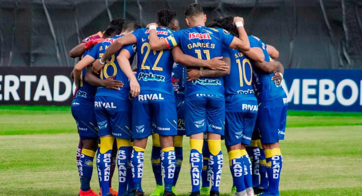 Fútbol Sudamérica Copa Libertadores Delfín quiere sacar la cara: El  'Cetáceo' buscará en Venezuela un triunfo para seguir en la Libertadores  (Previa-Alineaciones) | Tera Deportes